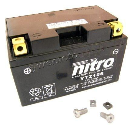 Picture of Nitro Gel Battery YTZ10S