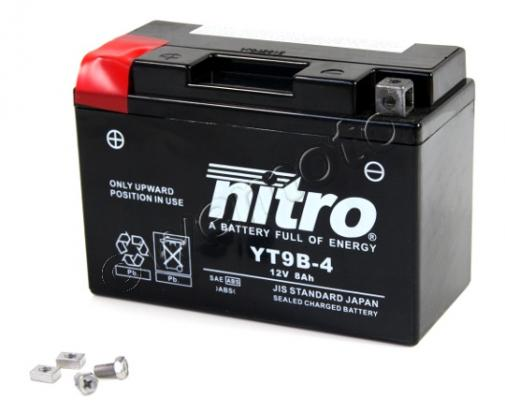 Picture of Nitro Gel Battery YT9B-4