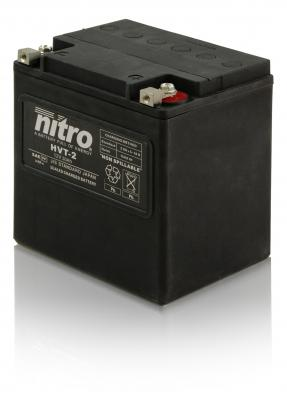 Harley Davidson Battery >> Nitro Harley Davidson Hvt02 N Battery Parts At Wemoto The Uk S No