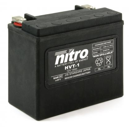 Harley Davidson Battery >> Harley Davidson Fxdf Fat Bob 11 Battery Nitro Parts At Wemoto The