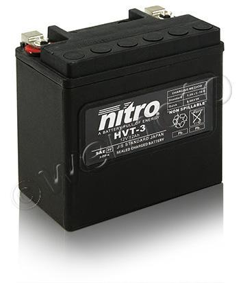 Picture of Nitro Harley Davidson HVT03-N Battery