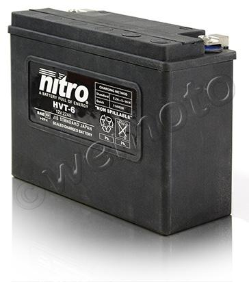 Picture of Nitro Harley Davidson HVT06-N Battery