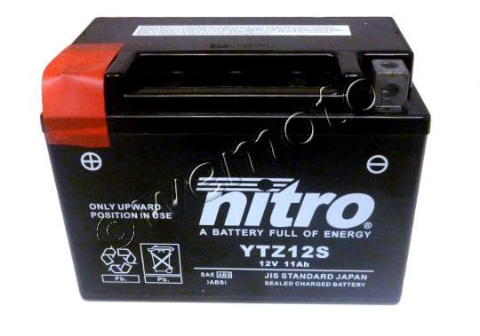 Picture of Nitro Gel Battery YTZ12S