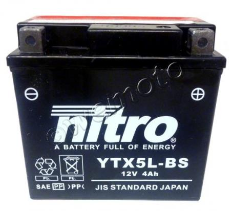 Picture of Kawasaki KFX 90 A7F 07 Battery Nitro