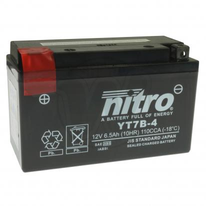 Picture of Battery Nitro AMG Gel Super Sealed Maintenance Free