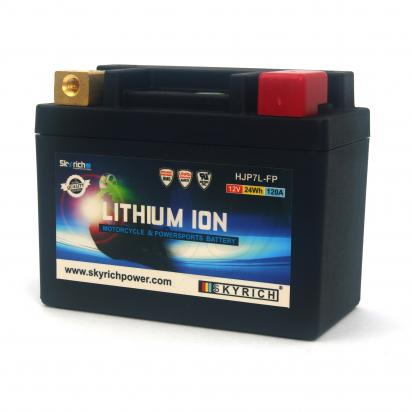 Lithium Ion Battery By Electhium