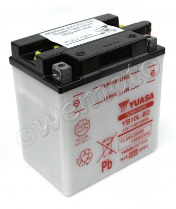 Picture of Battery Yuasa YB10L-B2