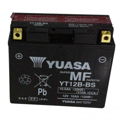Picture of Battery Yuasa YT12B-BS Maintenance Free