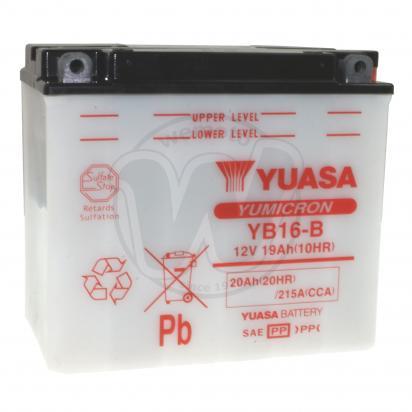 Picture of Battery Yuasa YB16-B