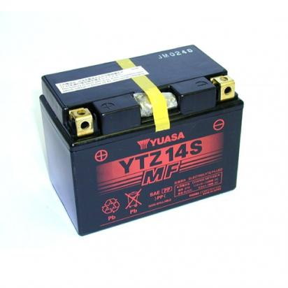 Picture of Battery Yuasa Gel  YTZ14S Maintenance Free
