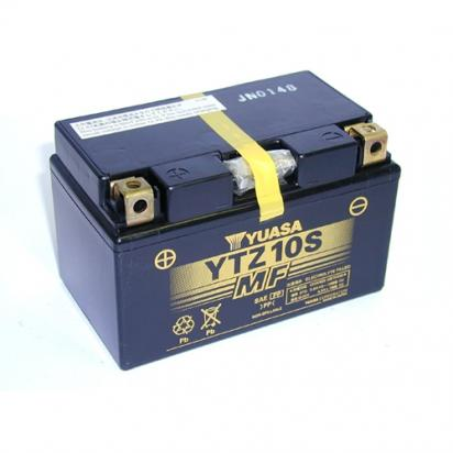 Picture of Battery Yuasa Gel YTZ10S Maintenance Free