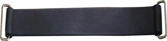 Picture of Motorcycle Battery Band Rubber Strap 140mm Long x 25mm Wide - As Triumph T2501740