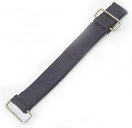 Picture of Motorcycle Battery Band Rubber Strap 135mm Long x 18mm Wide - Enclosed Loop