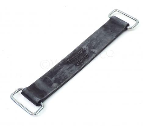 Picture of Motorcycle Battery Band Rubber Strap as Triumph T2501740