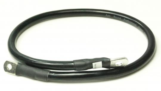 Picture of Motorcycle Battery Cable All Balls USA 23 inch 584mm Black