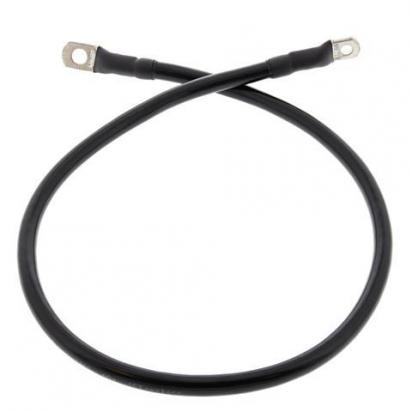 Motorcycle Battery Cable All Balls USA 29 inch 736mm Black