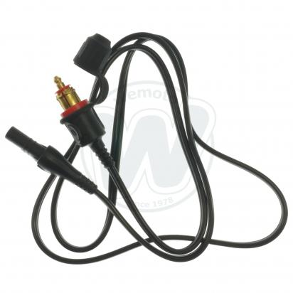 Picture of Optimate O9 12V DIN Plug Accessory Cable Can-Bus Connector SAE Plug
