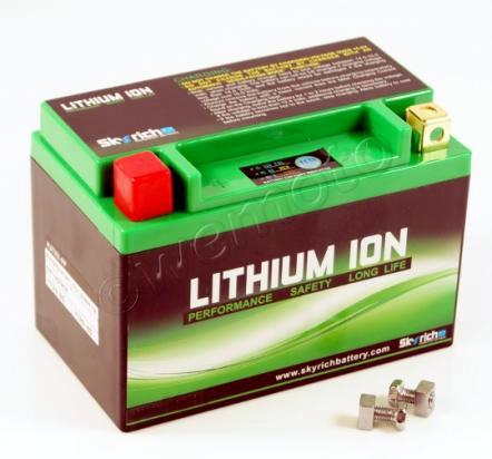 Picture of Suzuki GT 250 K 73 Lithium Ion Battery By Skyrich