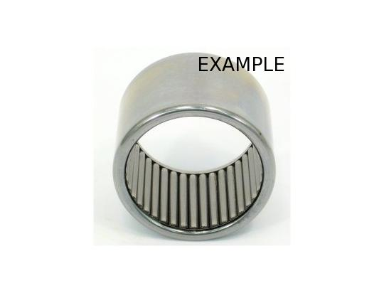 Picture of Needle Roller Bearing Drawn Outer Cup Type 30x40x25 double sealed