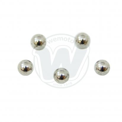Picture of Plain Steel Ball Bearings - 7/32 Inch