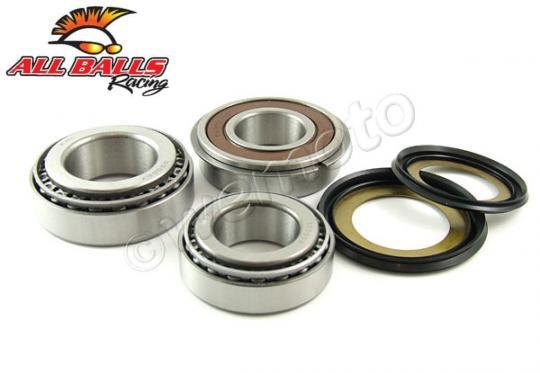 Picture of Tapered Headrace Bearing and Seal Kit - 25x47x15mm 30x55x17mm 25x52x15mm - Triumph various models