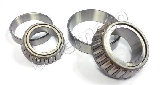 Picture of Tapered Headrace Bearings Set SSY85 Upper 25x43x11mm Lower 30x55x17mm