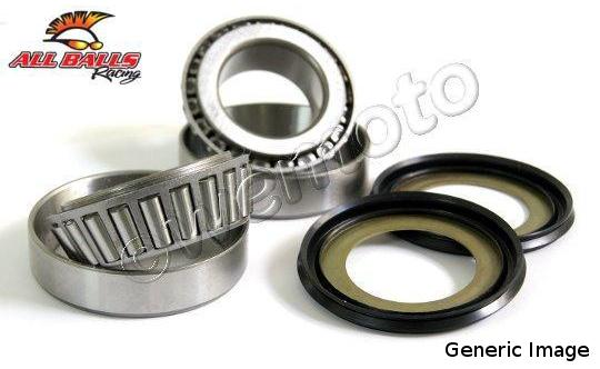 Picture of Yamaha DT 50 R 03-06 Tapered Headrace Bearing Set (By All Balls USA)