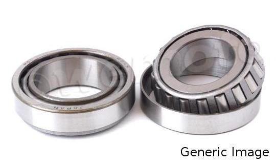 Picture of Superbyke RMR 125 (QM125GY-2B) (Rear Drum Brake) 07-08 Tapered Headrace Top Bearing