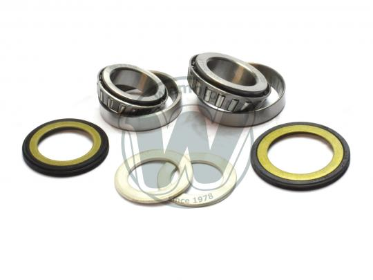 Picture of Suzuki RV90 L Van Van 74 Tapered Headrace Bearing Set (By All Balls USA)