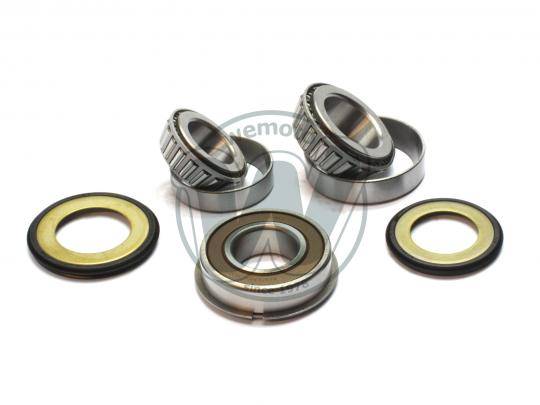 Tapered Headrace Bearing and Seal Kit - 25x52x15mm 30x55x17mm 25x47x15mm - Triumph various models