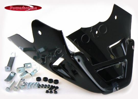 Picture of Belly Pan by Power Bronze - Black