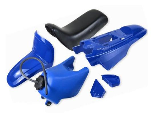 Picture of Full Bodywork Kit Blue