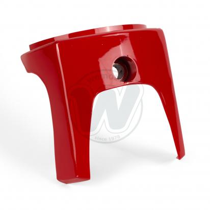 Picture of Fork Centre Cover Red