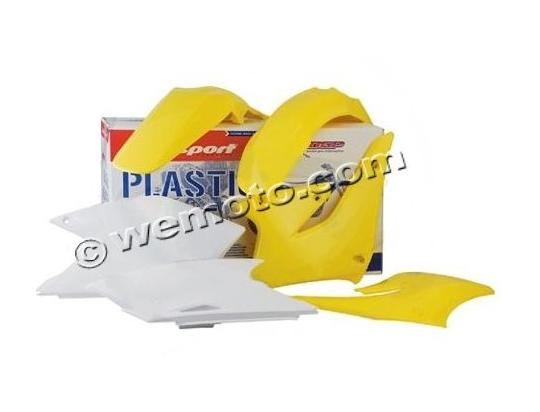 Picture of Body Kit Polisport - Complete - Yellow