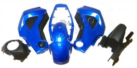 Picture of Full Bodywork Kit Blue