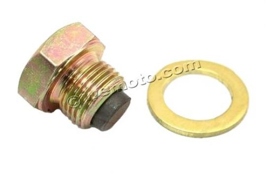 Picture of Honda XR 80 Z/A/B/C 79-82 Sump Plug Magnetic