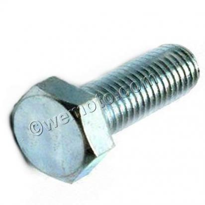 Picture of Bolt Hexagon Metric M5 x 25mm Thread Uses 8mm Spanner