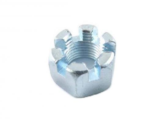 Picture of Castle Nut Metric M8 Thread Uses 13mm Spanner