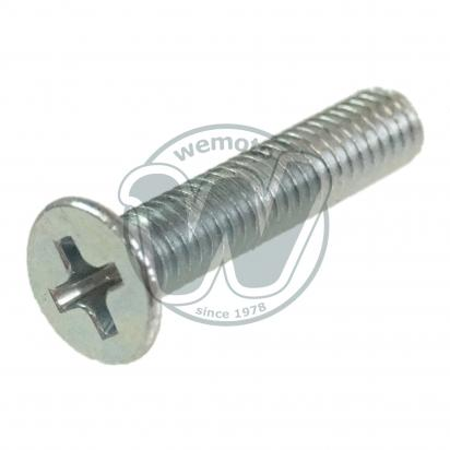 Picture of Screws Countersunk M4 x 20mm Phillips Head