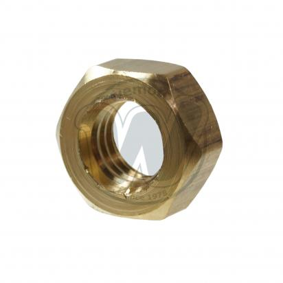 Picture of Nut Brass Metric M8  Thread