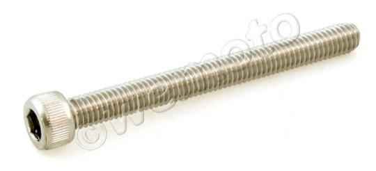 Picture of Stainless Steel - Allen Bolt M6 x 60 mm