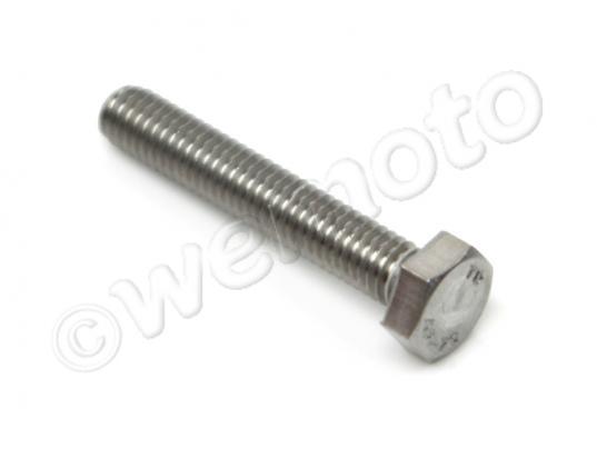 Picture of Bolts Hexagon Stainless Steel 6mm x 35mm (1.00mm Pitch) 10m