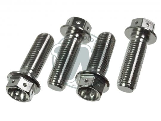Picture of Front Caliper Mounting Bolt Kit - Stainless Steel - Race Spec