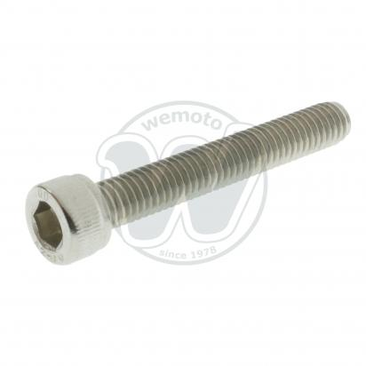 Picture of Stainless Steel - Allen Bolt M6 x 40 mm