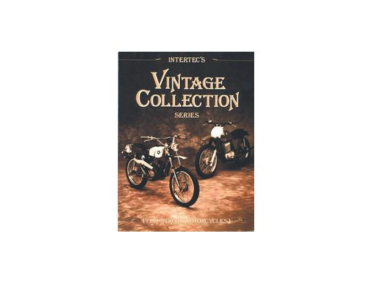 Picture of Clymer Vintage Collection Series - Two-Stroke Motorcycles from the 60s and 70s