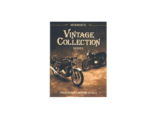 Picture of Clymer Vintage Collection Series - Four-Stroke Motorcycles early 60s to mid 70s