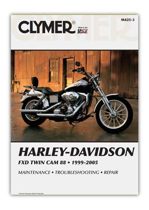 Picture of Clymer Manual - Harley Harley Davidson FXD Twin Cam 88 1999-2005