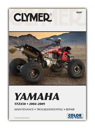Yamaha YFZ 450 S/T 04-05 Parts at Wemoto - The UK's No 1 On
