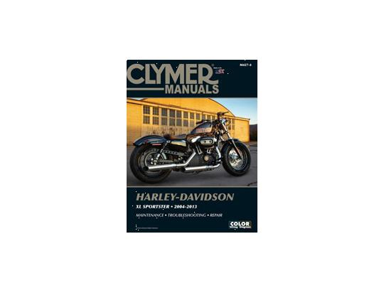 Picture of Clymer Manual - Harley Davidson XL Sportster 2004-2011