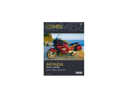 Picture of Clymer Manual - HONDA ST1100 90-02